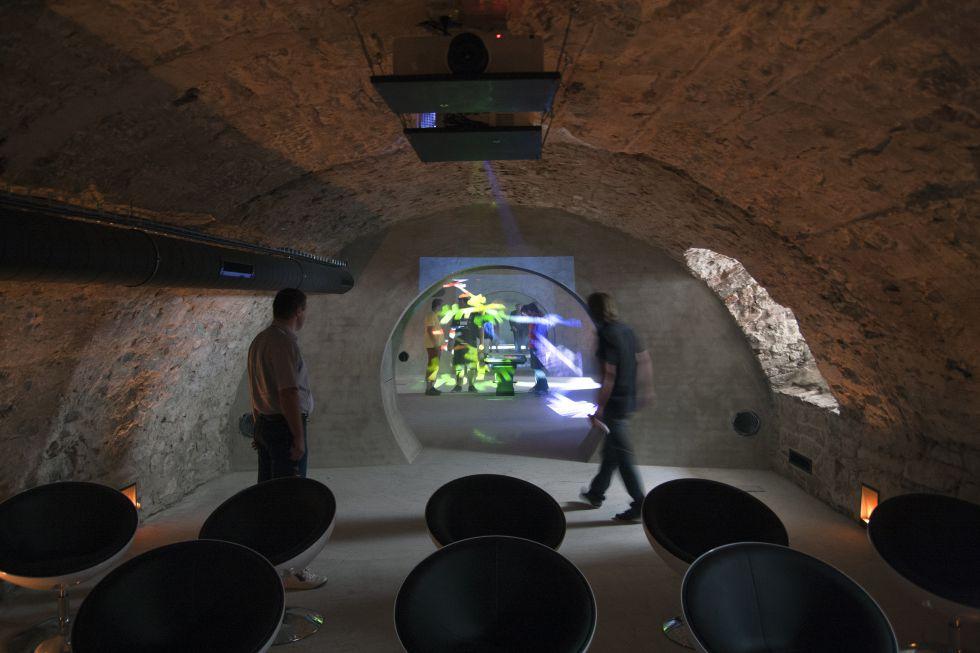 Podzemí Telčské podzemí